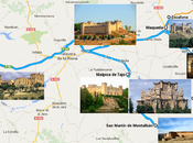 Ruta Oeste Castillos Toledo