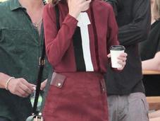 Alexa chung sueño estilista moda famosa