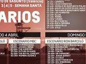 Horarios Fest 2015