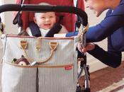 Elegantes, sofisticados versátiles; nuevos bolsos maternidad Skip