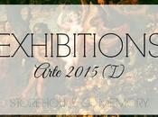 Exhibitions. exposiciones arte 2015