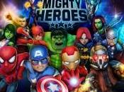 Tráiler lanzamiento Migthy Marvel Heroes anunciado primer evento