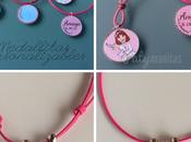 Colección medallitas personalizables para Primeras Comuniones Bautizos