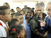 #Cuba Fidel Castro compartió vuelo solidaridad Bolívar-Ma