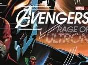 Tráiler novela gráfica Avengers: Rage Ultron