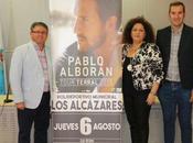 [INFO] Pablo Alborán actuará Alcázares próximo agosto