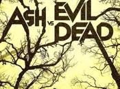 Primer póster teaser promo 'Ash Evil Dead'