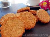 Galletas avena coco (sin azúcar harina)