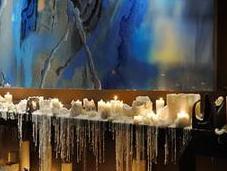 Ambientes a-cero decorados velas