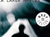 camino hacia miedo humano ('La larga marcha' Stephen King)