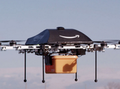 Drones mensajeros Amazon