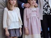 Reyes España asisten Misa Pascua