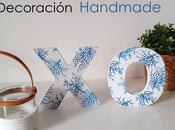 Decoración Handmade estilo marino #Diariodeco13