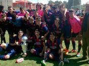 """Torneo Cesaraugusta 'Trofeo Tomás Martín"""" fútbol cadete, para Barça"""
