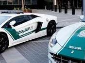 Súper-Autos Policía Dubai