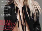 Hailey Baldwin ofrece buen primer plano nuevas portadas.