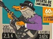 BluesCazorla 2015 tendrá Wilko Johnson, Lobos, John Hiatt, Imelda Nikki Hill