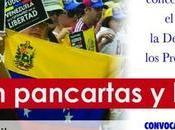 Venezolanos Panamá Convocara Protestas durante Cumbre Américas