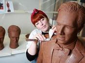 CÁMARA OCULTA: ¿Probarías estatua chocolate Benedict Cumberbatch?