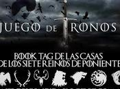 Book-tag: Juego Tronos