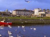 Galway, ciudad irlandesa cierto aire español