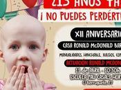 aniversario Casa Ronald McDonald Barcelona está aquí!