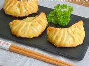 Empanadillas chinas gambas verduras