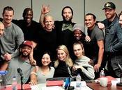 Primera imagen presentación reparto 'Suicide Squad'