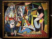 femmes d'Alger Picasso puede obra cara vendida Chrisite's