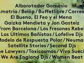 Nuevas confirmaciones festival