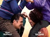 "Nuevo cartel para ""infinitely polar bear"" mark ruffalo saldana"