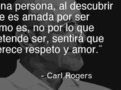Carl Rogers sobre aceptación