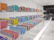 Nuevo concepto diseño esta tienda chocolate Belga Tokio