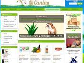 Naturaleza canina, tienda online