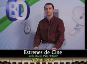 "Comarcal: Estrenes Cine, Oscar Vela ""Mastí"" 09/04/2015"