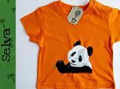 Colección Selva: panda