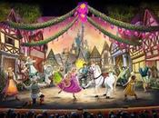 Tangled: Musical, nuevo show Disney Magic