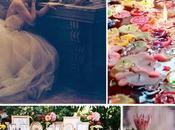 Wedding inspiration: candles