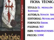 Reseña: medallón Santiago, Ignacio Arruego