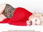 Madonna hará doblete Barcelona noviembre