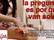 Juventudes Socialistas lamentan Partido Popular intente condenar indefensión desamparo jóvenes quieren abortar poder informar padres madres