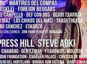 Alrumbo Fest 2015: Lauryn Hill, Mártires Compás, Dos, Miguel Campello, Chikos Maíz, Berri Txarrak...