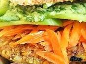 Hamburguesas lentejas veganas