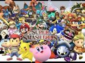 ¿Qué personajes quieres Super Smash Bros.? eliges