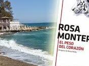Nueva novela Rosa Montero. peso corazón» —Editorial Seix Barral—