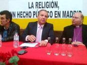 Antonio Carmona, candidato socialista alcalde: religión, hecho público Madrid'