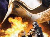 Nuevas imágenes Kylo Ren, villano Star Wars Episodio