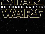 """Primer teaser póster star wars: despertar fuerza"""""""