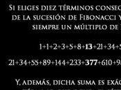 ¿Sabías que…? sobre sucesión Fibonacci