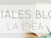 Tutoriales Blogger para Dummies: Idea